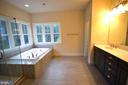Master Bedroom Bath - 5903 COPPER MILL DRIVE COPPER MILL DRIVE, FREDERICKSBURG