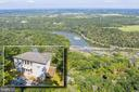 Contemporary home with view in private setting - 74 WOODCUTTERS LN, HARPERS FERRY