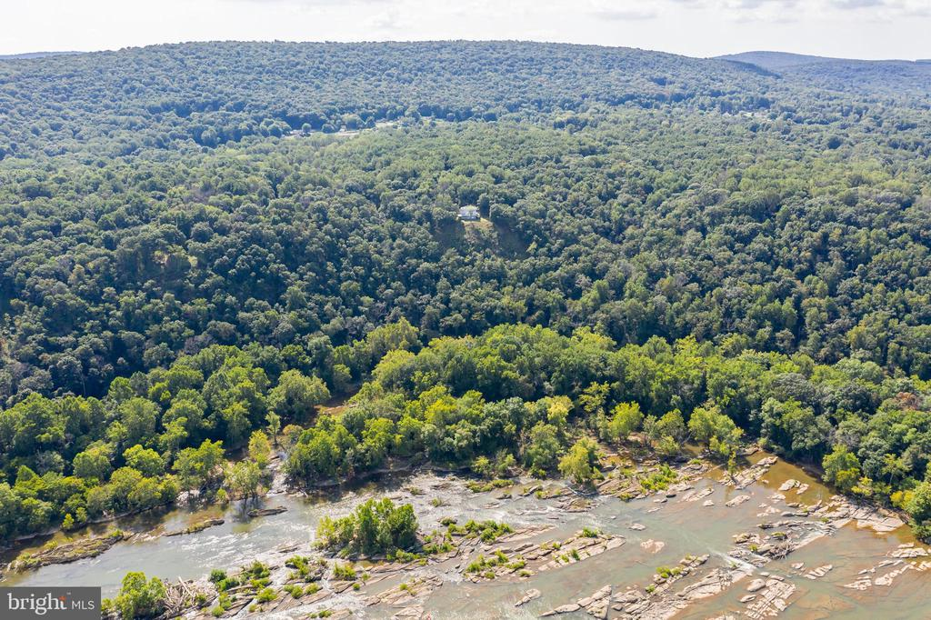Not another house in sight - 74 WOODCUTTERS LN, HARPERS FERRY