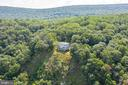 Can you believe how private this is. - 74 WOODCUTTERS LN, HARPERS FERRY