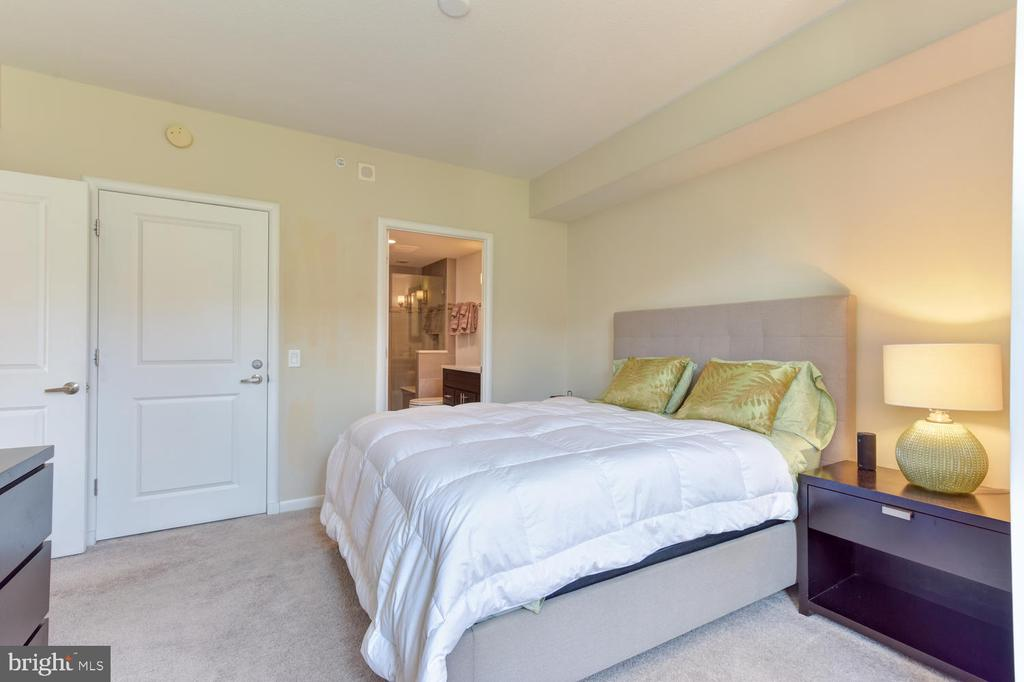 Master Bedroom - 1021 N GARFIELD ST #410, ARLINGTON
