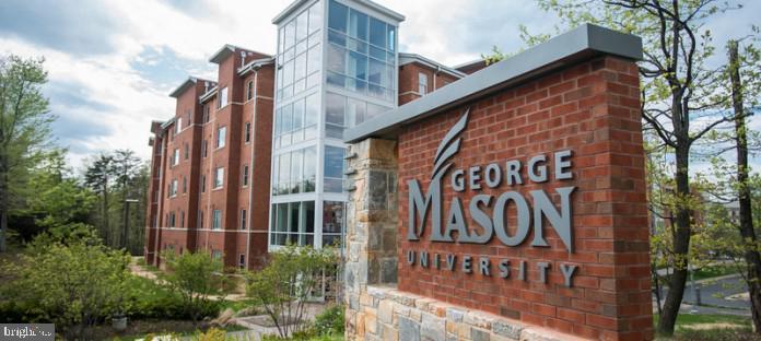 Nearby George Mason University - 5024 PORTSMOUTH RD, FAIRFAX