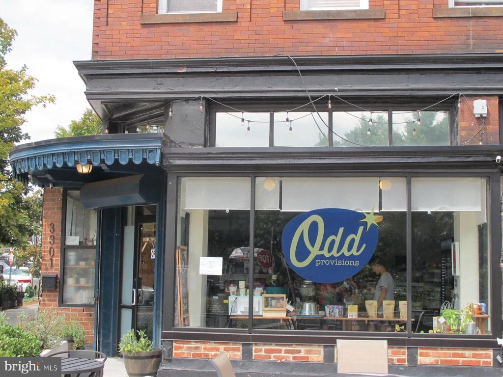 Odd Provisions market and deli: 6 blocks. - 1466 HARVARD ST NW #2B, WASHINGTON