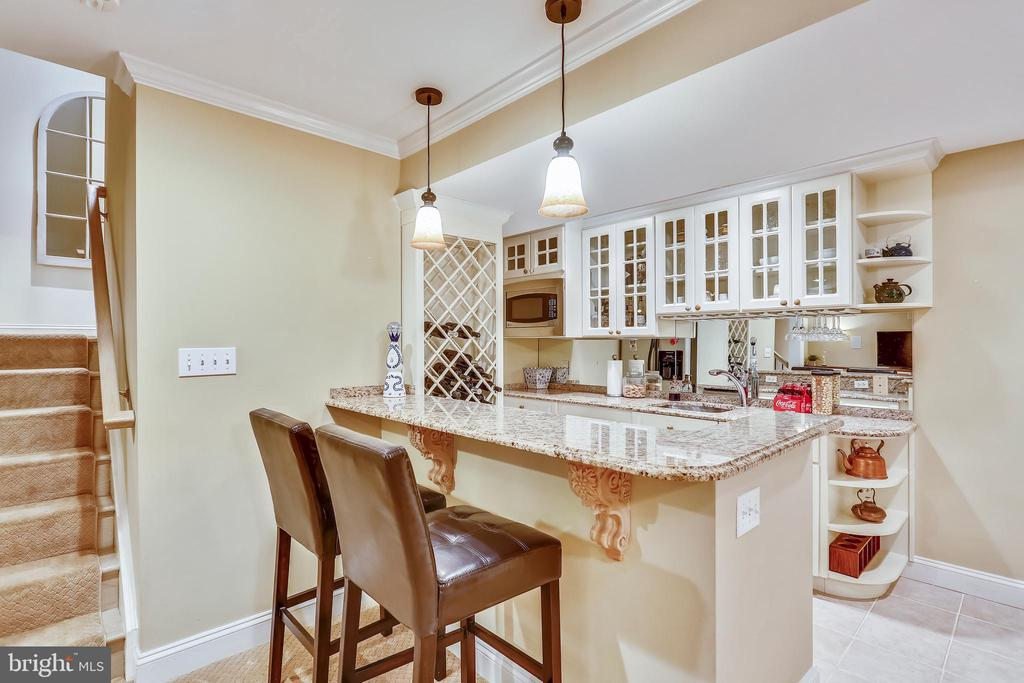 Second kitchen - 121 TREEHAVEN ST, GAITHERSBURG