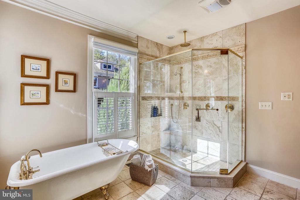 Master bathroom - 121 TREEHAVEN ST, GAITHERSBURG