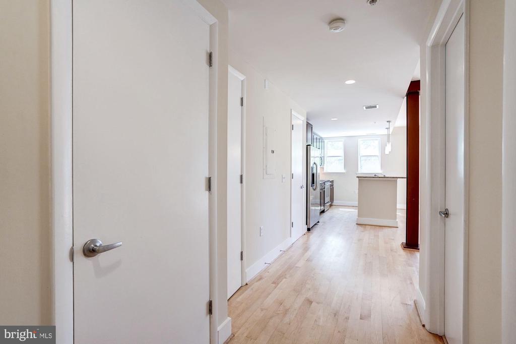 2nd Floor. 629sqft. - 2201 2ND ST NW #21, WASHINGTON