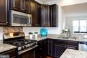 Stainless appliances  and granite countertops - 5925 SHEPHERD LN, FREDERICK