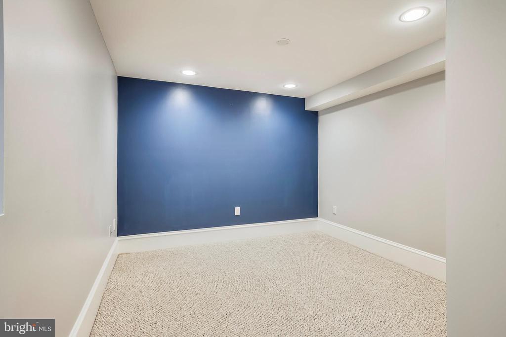 Basement Bedroom - 123 11TH ST SE, WASHINGTON
