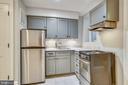 Basement Kitchen - 123 11TH ST SE, WASHINGTON