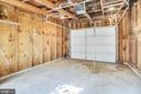Garage - 123 11TH ST SE, WASHINGTON