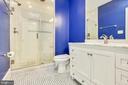 Upstairs Bathroom - 123 11TH ST SE, WASHINGTON