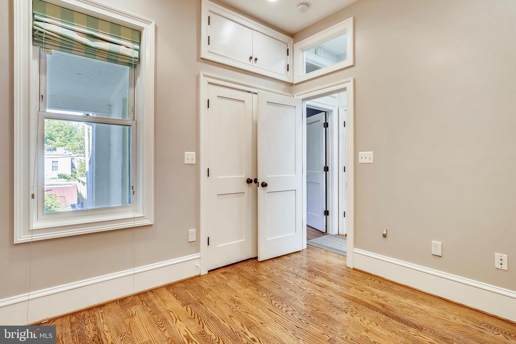 Third Bedroom on Second Floor - 123 11TH ST SE, WASHINGTON