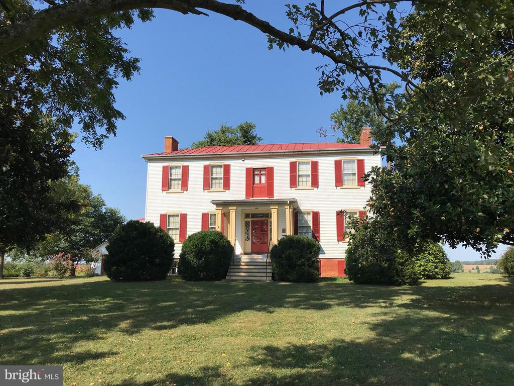 Walnut Grove is a Virginia Historic Landmark - 7508 BELMONT RD, SPOTSYLVANIA