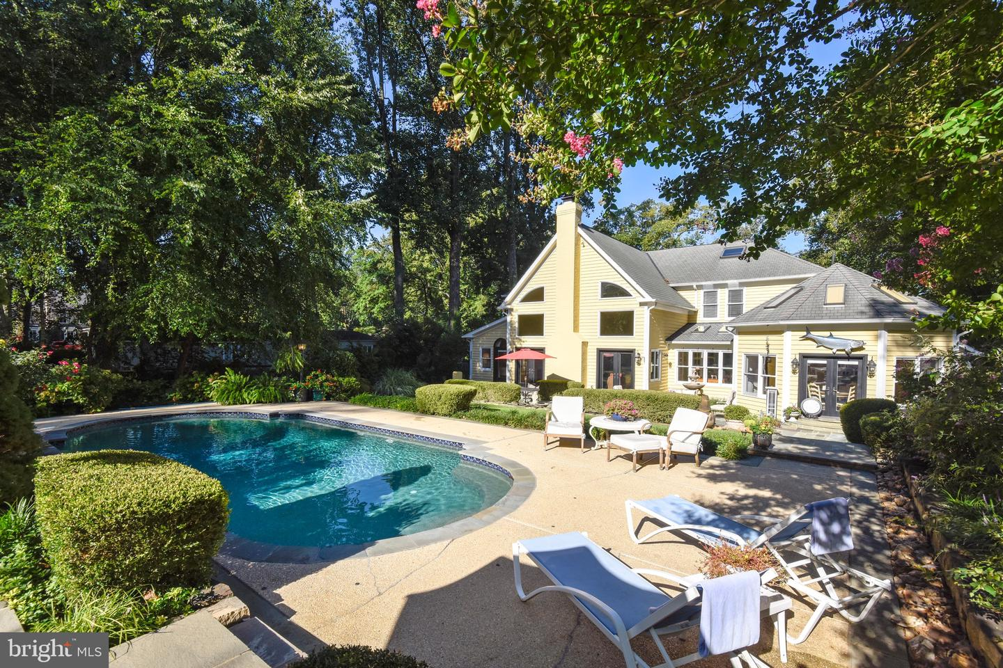 Single Family Homes for Sale at Rockville, Maryland 20853 United States