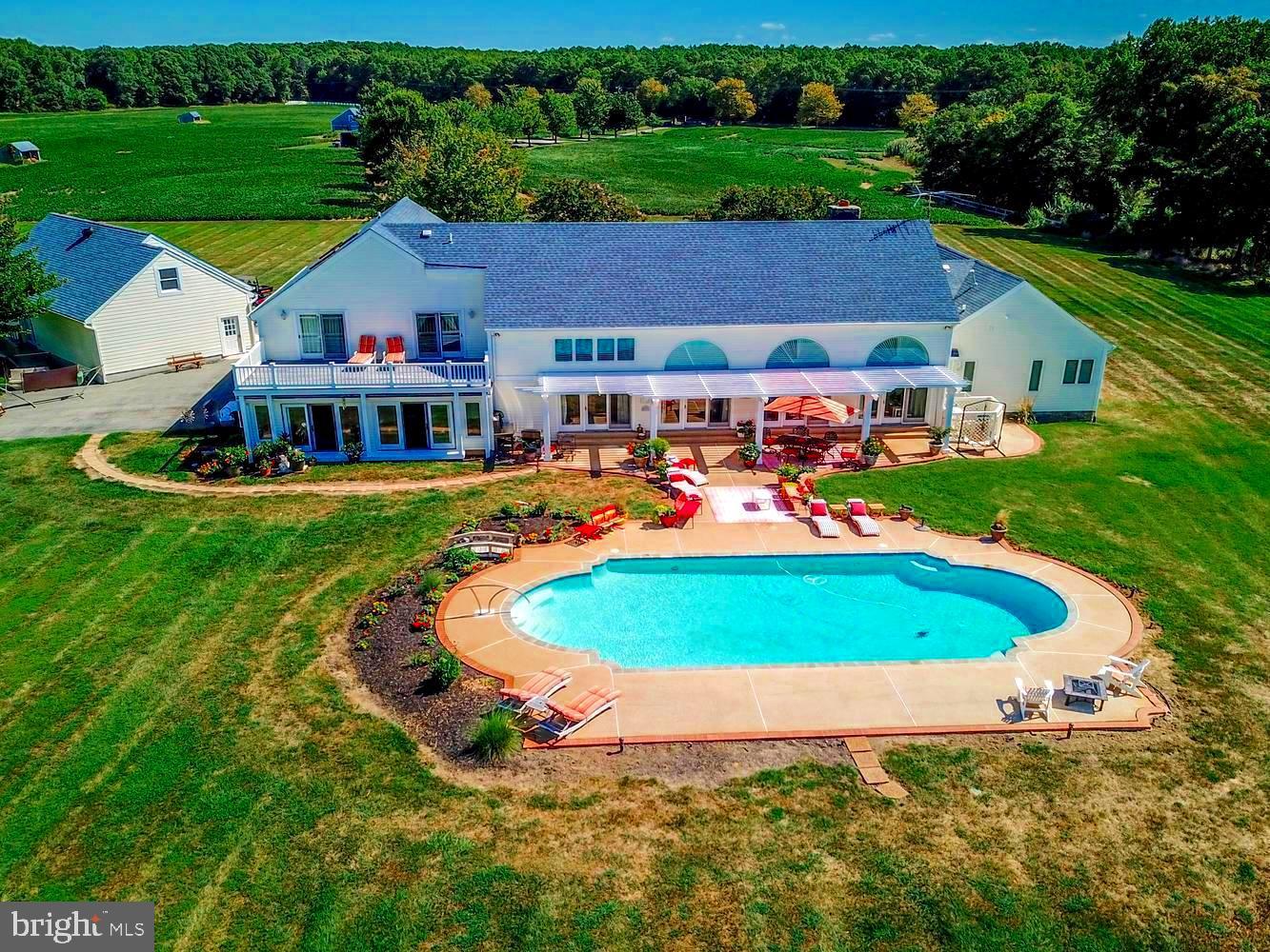 Single Family Homes 용 매매 에 Stevensville, 메릴랜드 21666 미국