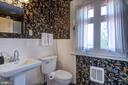 Renovated Master bath - 7508 BELMONT RD, SPOTSYLVANIA