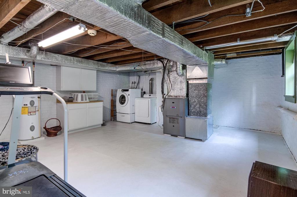 Lower Level Laundry - 7508 BELMONT RD, SPOTSYLVANIA