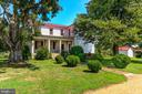 Rear Entry to home with magnificent back porch - 7508 BELMONT RD, SPOTSYLVANIA