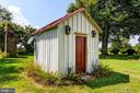 Old pump house - 7508 BELMONT RD, SPOTSYLVANIA