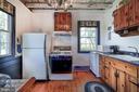 Guest House kitchen - 7508 BELMONT RD, SPOTSYLVANIA