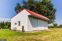 Garage/ workshop/ shed 24 x 36 w separate electric - 7508 BELMONT RD, SPOTSYLVANIA