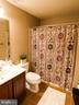 3rrd full bathroom in the basement - 23337 MORNING WALK DR, BRAMBLETON
