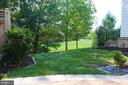 Beautiful backyard - 23337 MORNING WALK DR, BRAMBLETON