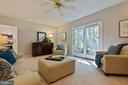 Great room for entertaining - 11715 BLUE SMOKE TRL, RESTON