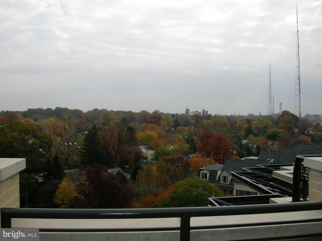 Fabulous view - 4301 MILITARY RD NW #PH5, WASHINGTON