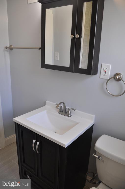 Main level bath - 2518 LEWIS AVE, SUITLAND