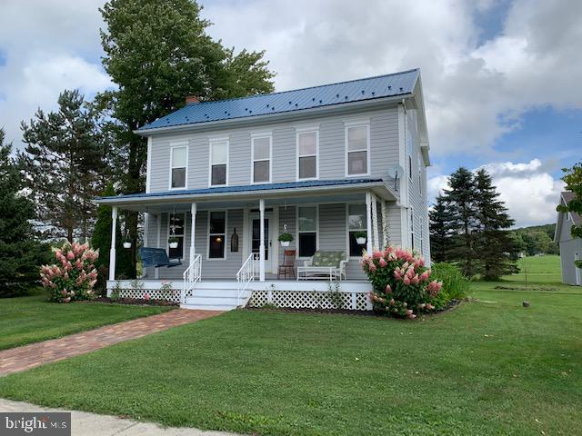 Single Family Homes للـ Sale في Stoystown, Pennsylvania 15563 United States