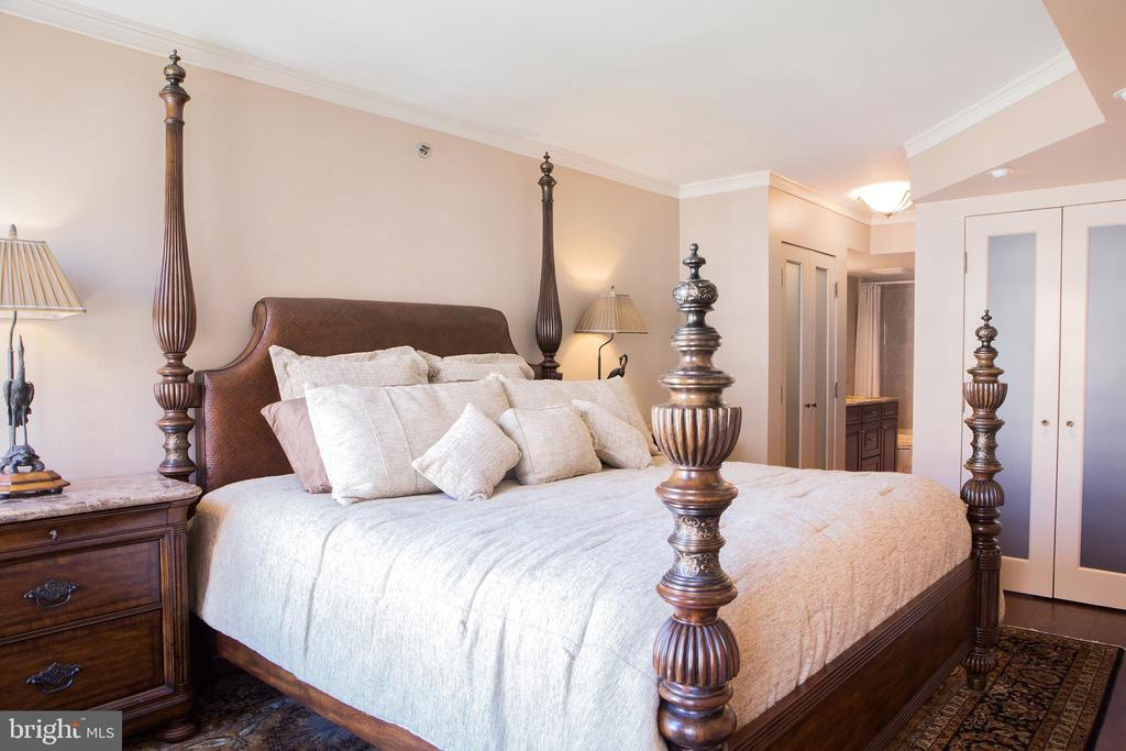 King Sized Master Bedroom Southeast - 601 PENNSYLVANIA AVE NW #1003N, WASHINGTON