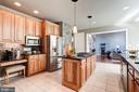 Upgraded Appliances - 43130 KIMBERLEY CT, LEESBURG