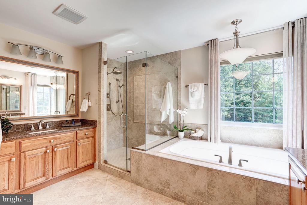 and Luxurious Bath - 43130 KIMBERLEY CT, LEESBURG