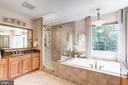 and Luxurious Bath - 43130 KIMBERLEY CT, LEESBURG
