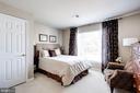 Spacious Second Bedroom - 43130 KIMBERLEY CT, LEESBURG