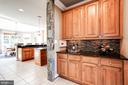 Butler's Pantry Too! - 43130 KIMBERLEY CT, LEESBURG