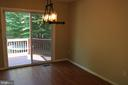 Dining Room - 49 MEADOWOOD DR, STAFFORD