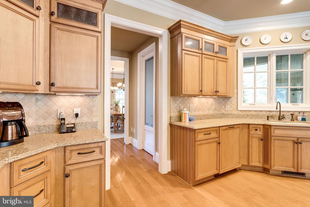 Walk-in Pantry Adjacent to the Kitchen - 2479 OAKTON HILLS DR, OAKTON