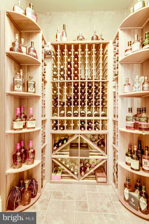 Wine Cellar - 2479 OAKTON HILLS DR, OAKTON