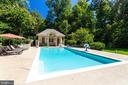 Enjoy the Pool & Poolhouse - 2479 OAKTON HILLS DR, OAKTON