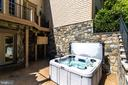 Relaxing Hot Tub - 2479 OAKTON HILLS DR, OAKTON