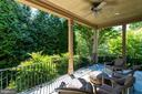 Relax and Enjoy a Cup of Coffee on the Porch - 2479 OAKTON HILLS DR, OAKTON