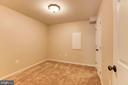 Lower Level Bonus Room - 15083 JARRELL PL, WOODBRIDGE
