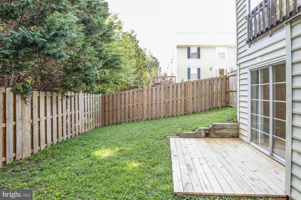 New Patio & Fence - 15083 JARRELL PL, WOODBRIDGE
