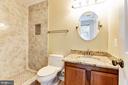 Updated Master Bath - 15083 JARRELL PL, WOODBRIDGE