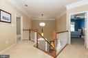 Upstairs Hallway - 43046 WATERS OVERLOOK CT, LEESBURG