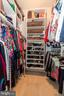 One of Two Walk In Closets - 43046 WATERS OVERLOOK CT, LEESBURG
