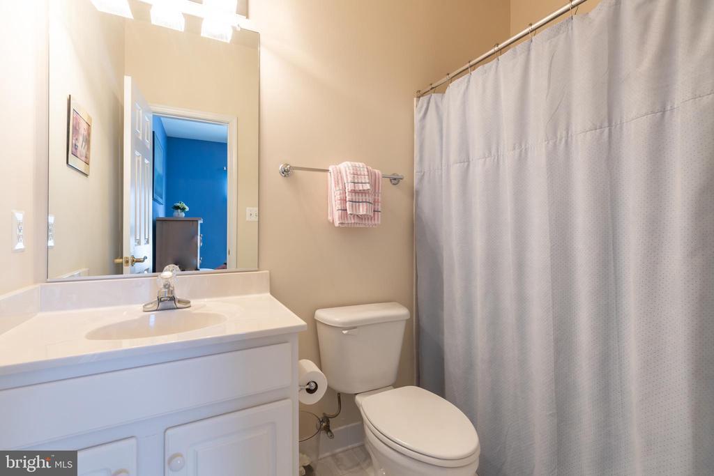 Princess Suite Bathroom - 43046 WATERS OVERLOOK CT, LEESBURG