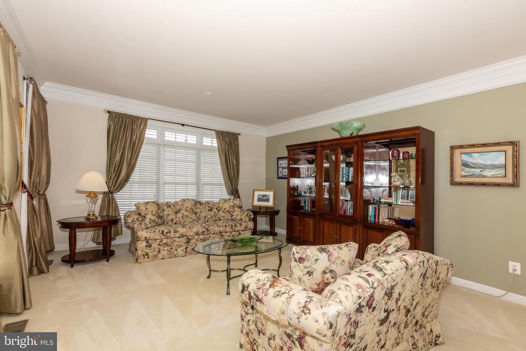 Formal Living Room - 43046 WATERS OVERLOOK CT, LEESBURG